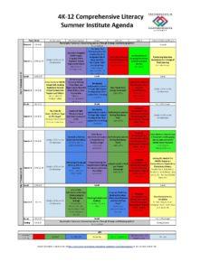 Agenda Summer Institute 2017 FINAL YES