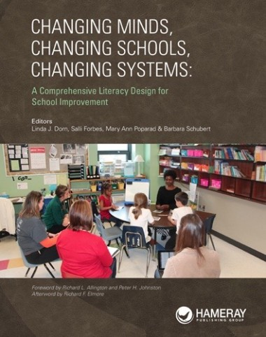 Changing systems text cover